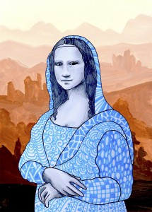 monna lisa ancient