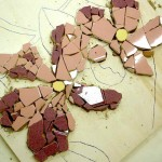 Mosaic workshop: work in progress…