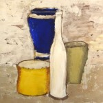 The still lifes by Giorgio Morandi