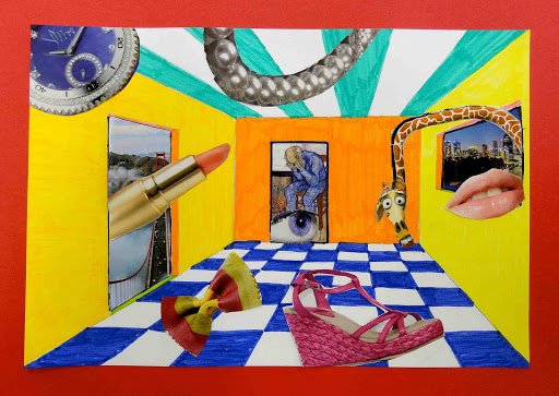 Surrealist Rooms