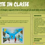 ARTE IN CLASSE: welcome to the new blog!