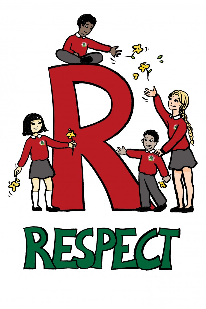 Image result for respect clipart