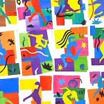 Inspired by Matisse Cut-Outs