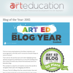 2015 Art Ed Blog of the Year Contest: Vote Now!