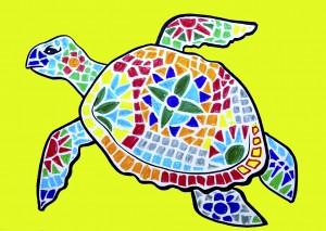 turtle gaudì1