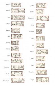 15 simboli