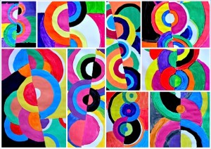 delaunay collage8