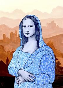 monna lisa ancient