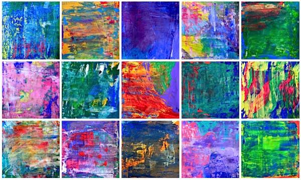 richter collage