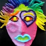 Masks made of DAS