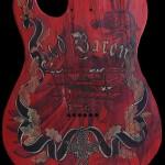 A special guitar