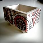Ceramic slab boxes