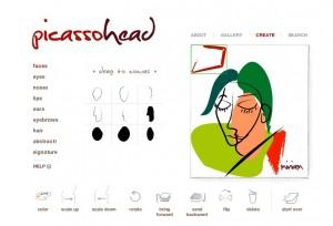 picasso head1