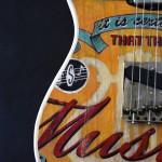 """Fender Telecaster """"Music"""""""