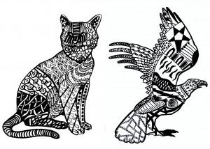 2 animali