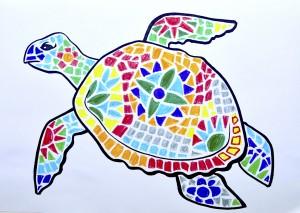 turtle gaudì