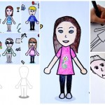 Mii like me: 2 worksheets