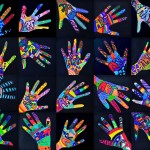 Art with your hands!