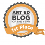 Also this year is Arteascuola the Best Art Blog 2015!