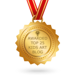 Best 25 Kids Art Bloggers: arteascuola is on the list!